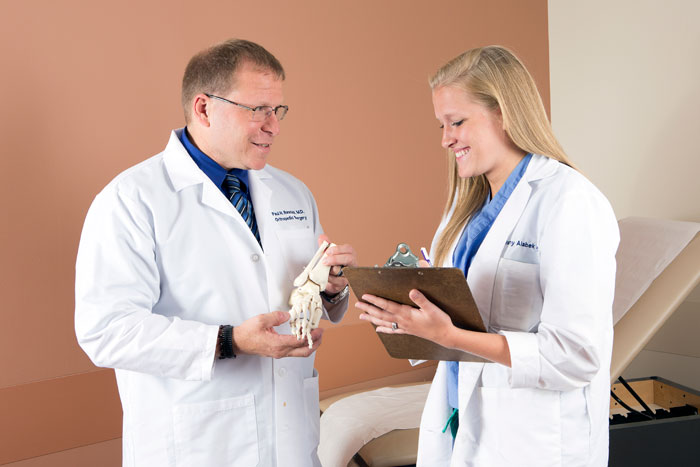 Orthopedic Office in Pittsburgh and the North Hills | 3 Rivers