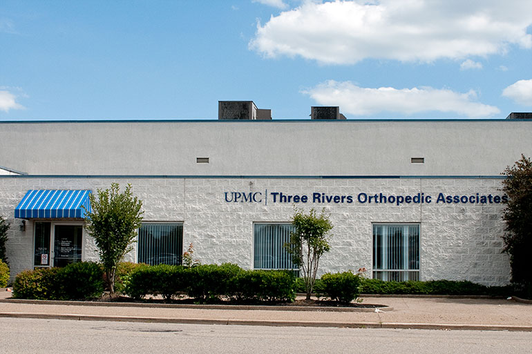 Locations - Three Rivers Orthopedics